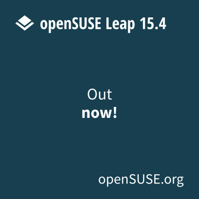 openSUSE Banner
